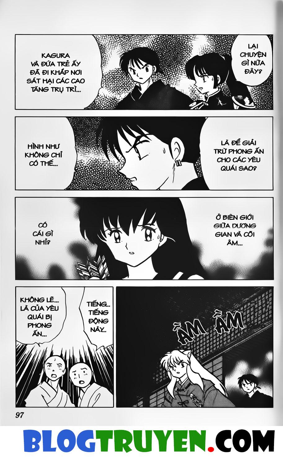 Inuyasha vol 30.6 trang 4