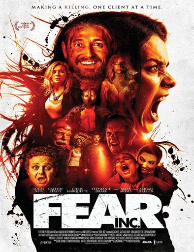 Ver Fear Inc (2016) Online