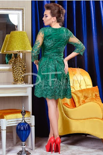 Rochie Radious All Green