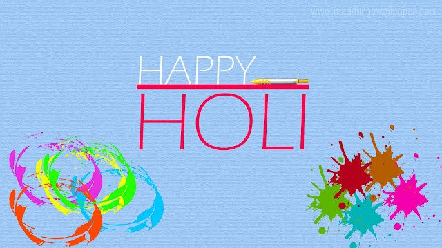 Happy Holi 2017 Greeting, Ecards, Pictures Wishes Wallpapers