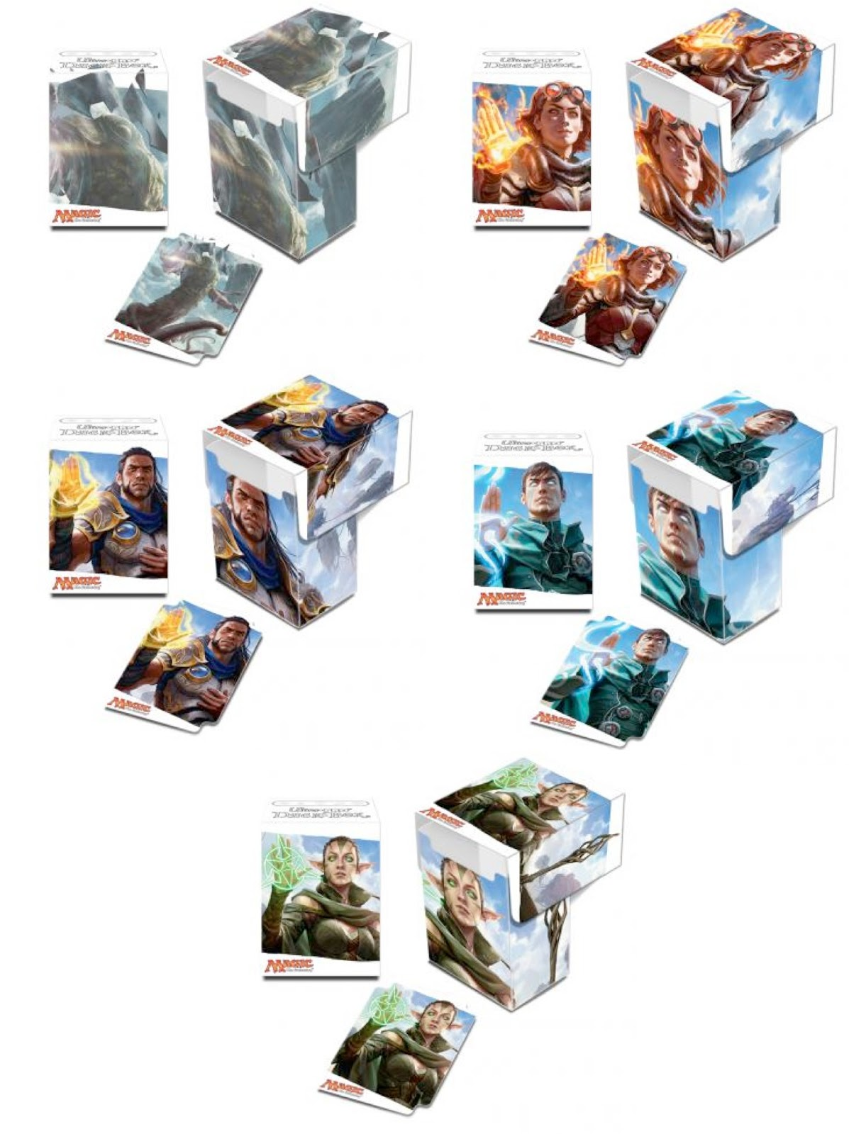 MTG 80 Oath of the Gatewatch Card Sleeve Deck Protectors Oath of Jace 86306 NEW