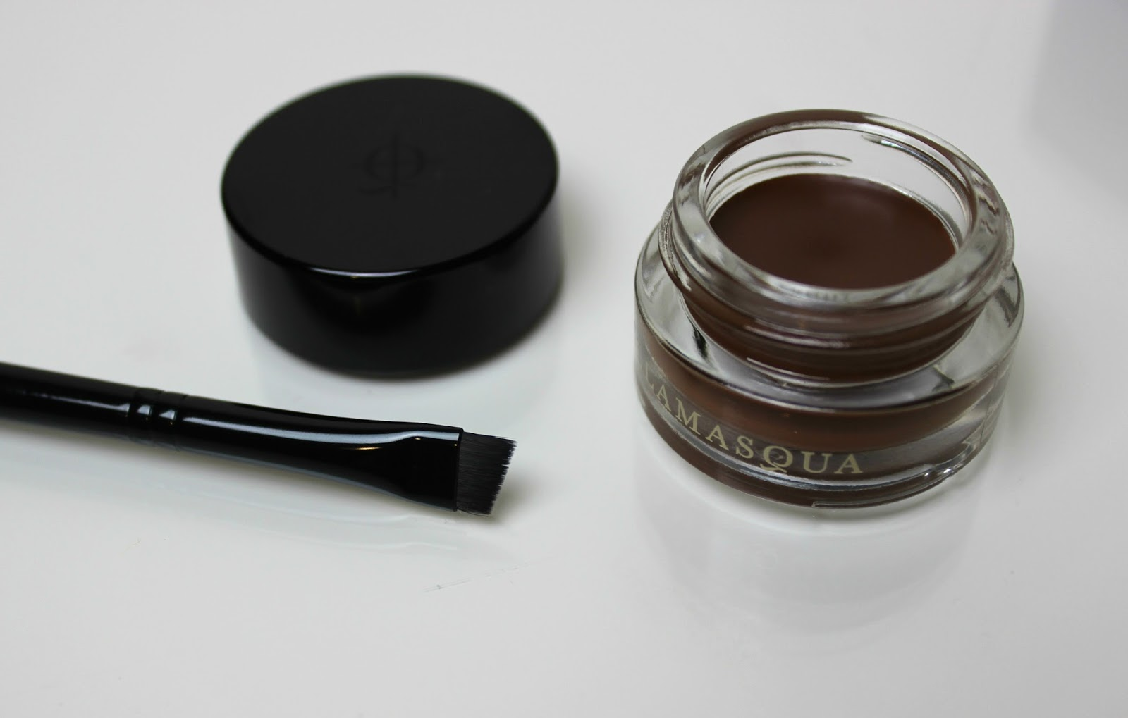 A picture of Illamasqua Precision Brow Gel in Glimpse