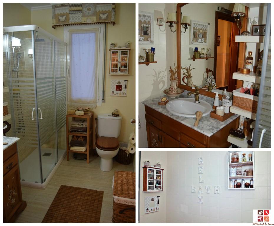 El rincón de los tuneos: Renovar un cuarto de baño sin obras