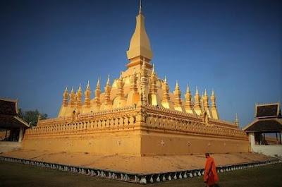 10 Objek Wisata Menarik di Vientiane, Laos