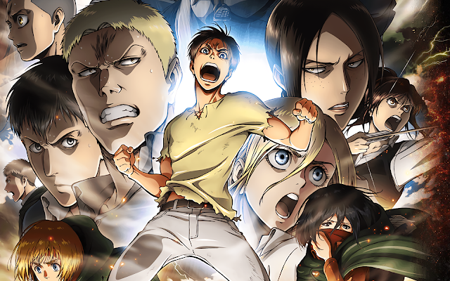 Shingeki no Kyojin S2 Episode 01-12 [BATCH] Sub Indo