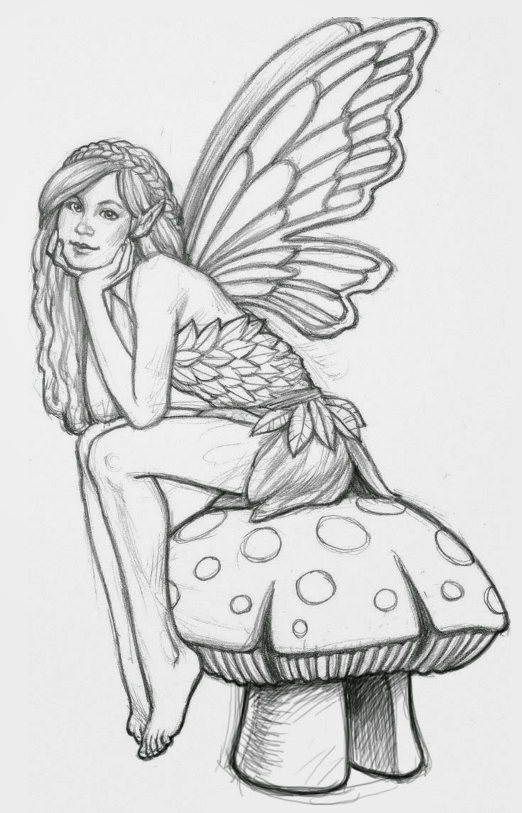 Printable fairies coloring pages ~ Coloring Pages: Fairies Free Printable Coloring Pages Free ...