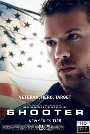 Shooter Temporada 1 720p Latino