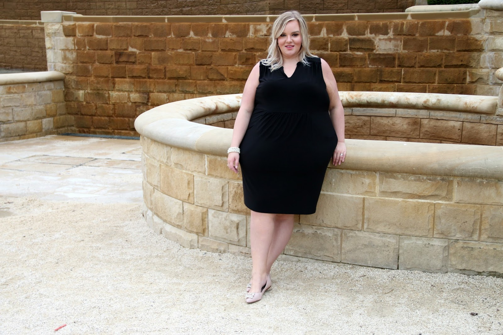 The Princes Trust Celebrate Success Awards Red Carpet Outfit Recreated at The Alnwick Garden, Northumberland
