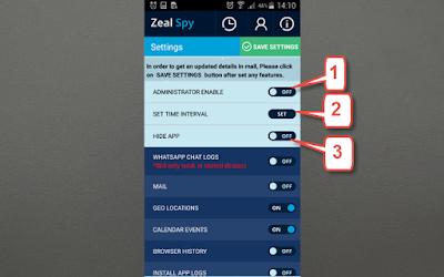 تطبيق ZEAL SPY, ZEALSPY, برنامج ZEALSPY, شرح ZEAL SPY , تحميل ZEAL SPY