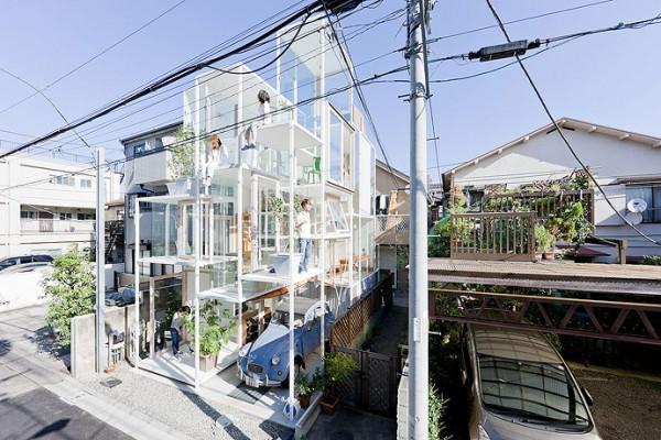 modern transparent house design-2