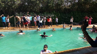 Pool Party in Delhi Gurgaon