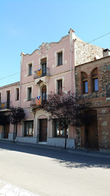 L'Ametlla del Vallès. Can Blancher