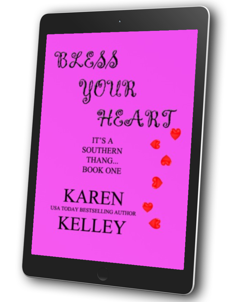 KAREN KELLEY: Who says you can't have it all?