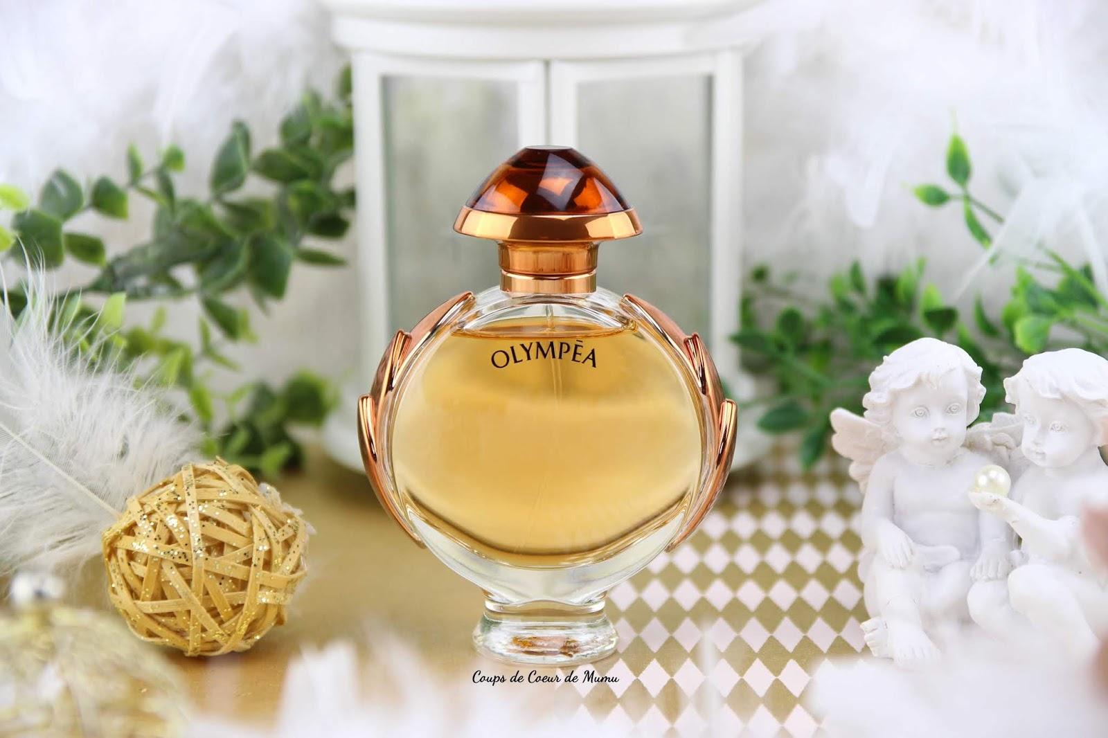 Olympéa Intense De Paco Rabanne Le Parfum Divinement Féminin