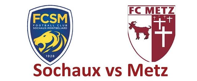 แทงบอล วิเคราะห์บอล ลีก เดอซ์ ฝรั่งเศส ระหว่าง โซโชซ์ vs เม็ตซ์