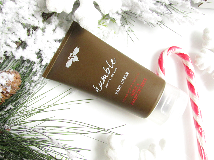 Unboxing: LoveLula November Box - Humble Natural Beauty Rose & Frankincense Hand Cream - 75ml - £8.00
