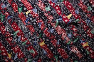 Batik Tulis Tanjungbumi Motif Leres