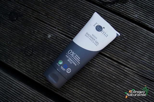 Derma Man - Żel pod prysznic do ciała, włosów i twarzy - 200 ml