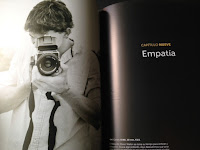 Interior del libro El Retrato en la fotografía