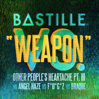 Bastille Weapon lyrics