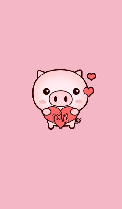Pig Pig Pink