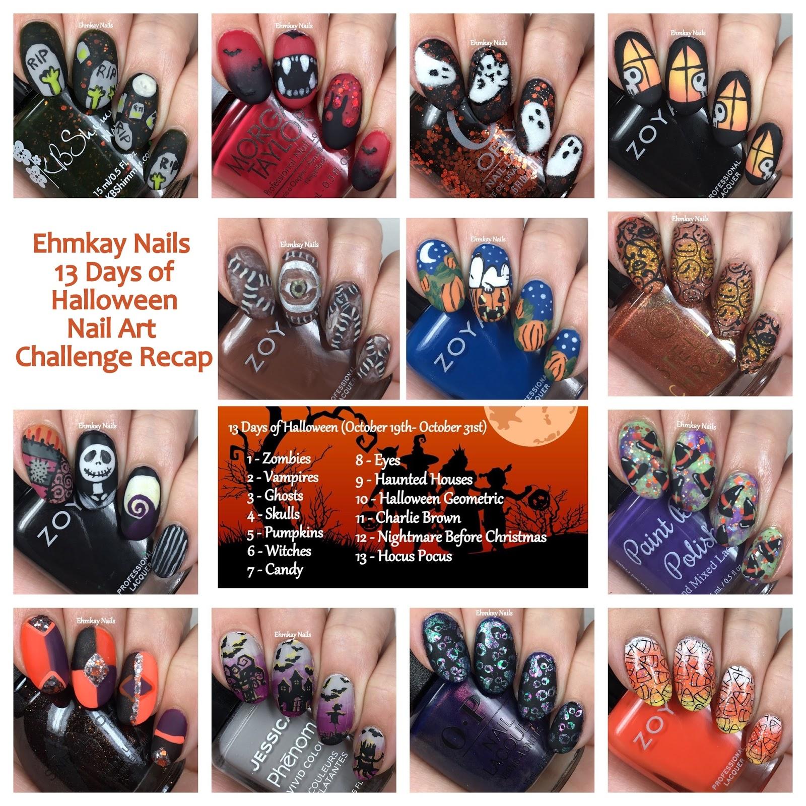 Ehmkay Nails