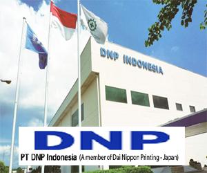 Loker Operator Produksi   PT DNP Indonesia - Kawasan Industri KIIC Karawang Februari 2018