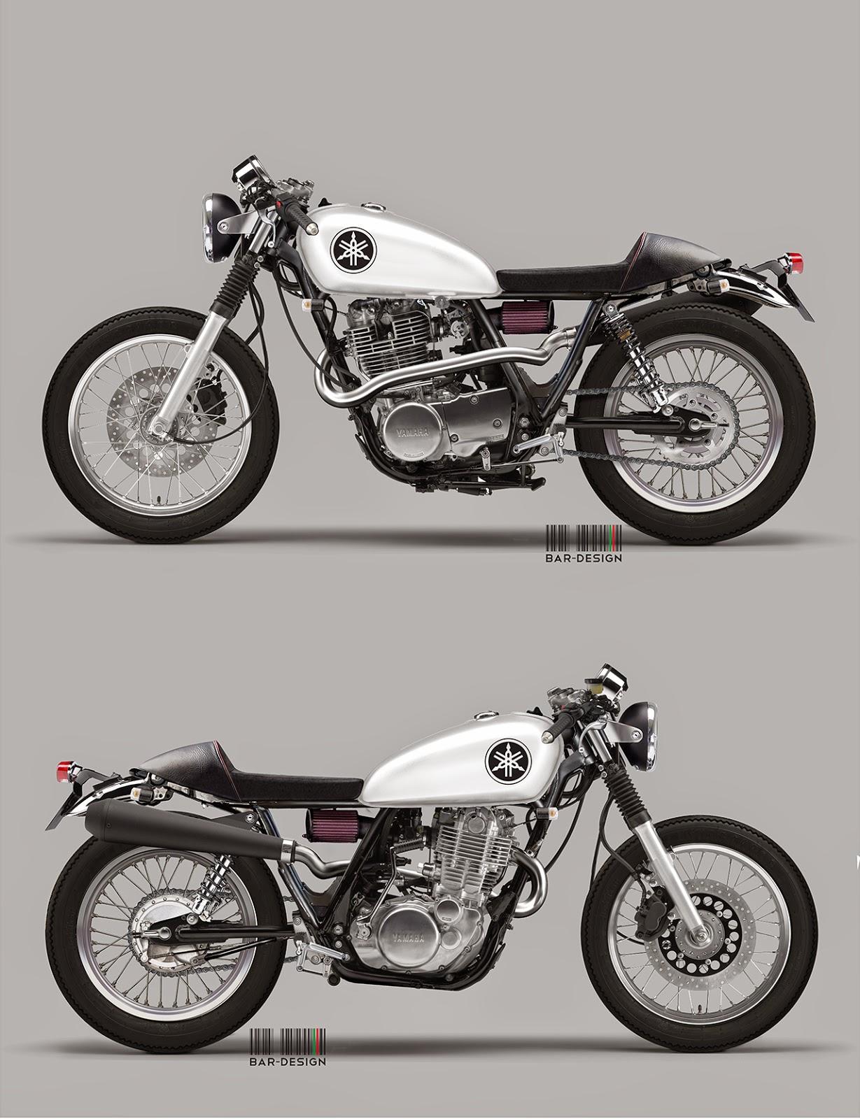 Moto Design E Passioni Yamaha Sr400