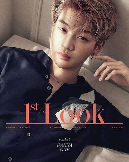 kang daniel WANNA ONE 1st LOOK Pics