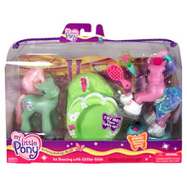 My Little Pony Minty Dancing Ponies Ice Dancing Bonus G3 Pony