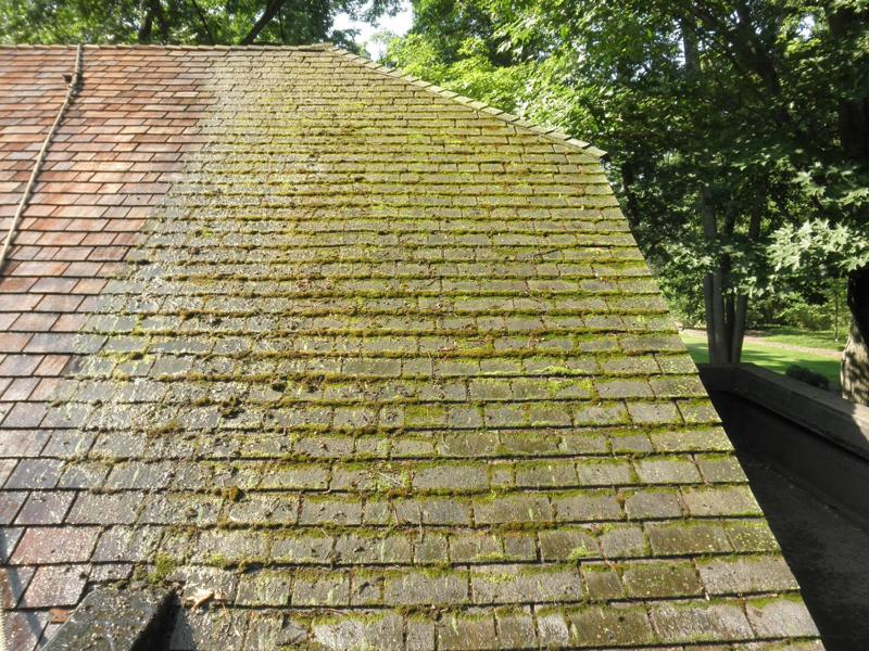 Roof Cleaner Cedar Shake Shingle Cleaning