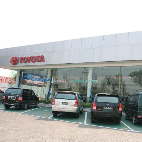 TOYOTA AUTO2000 Karawang, Alamat : Jl. Surokunto No. 80, Karawang 41313