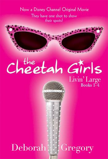 Portada de Disney Cheeta Girls