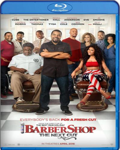 Barbershop: The Next Cut [2016] [BD25] [Latino]