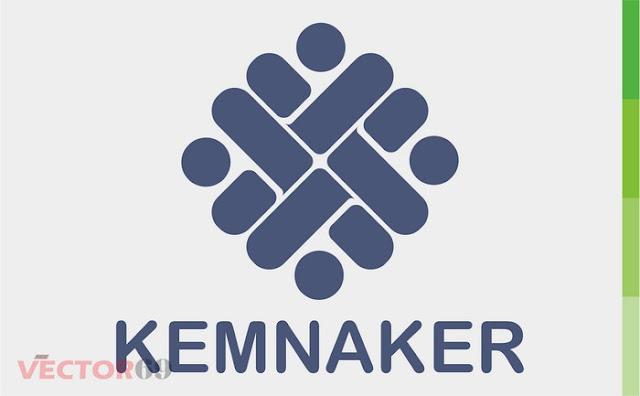 Logo Kementerian Ketenagakerjaan (Kemnaker) Indonesia - Download Vector File CDR (CorelDraw)