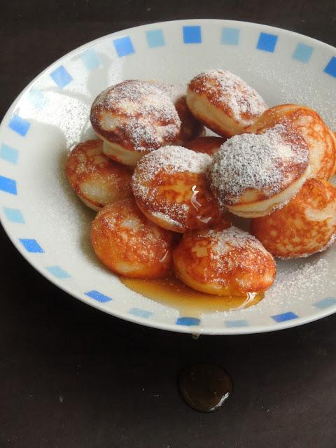 Gluten free Vitumbua,Coconut & Rice Doughnuts