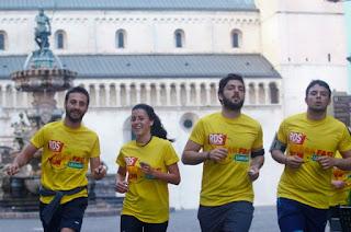 RDS Breakfast Run Levissima - credit photo LaPresse