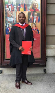 """BSc, Masters degrees, eight professional certificates"" Inspiring story of Nigerian man who wrote JAMB 7 times"