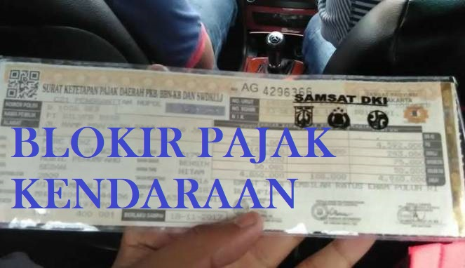 Contoh Surat Kuasa Pemblokiran Kendaraan Bermotor Bocah Pintar