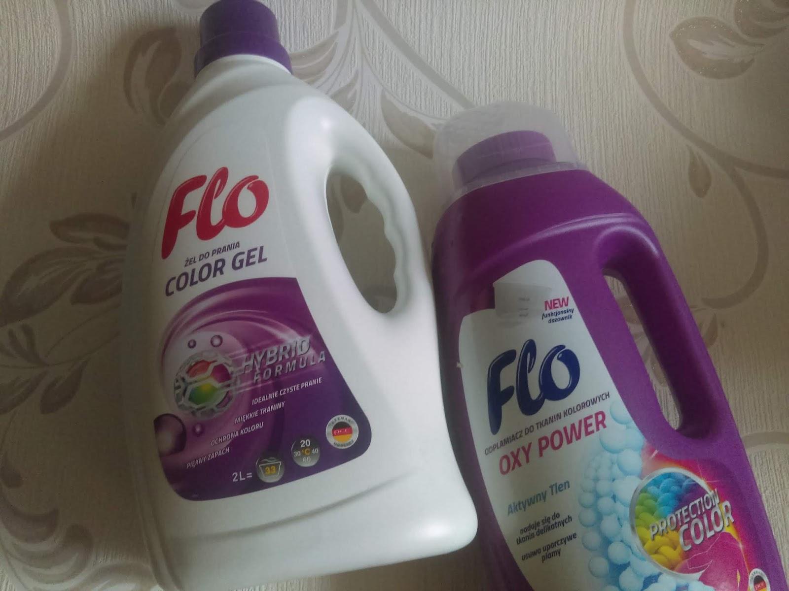 Flo - produkty do prania
