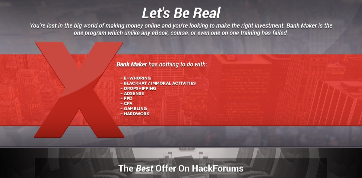 How To Make Money Online Hack Forums idea gallery