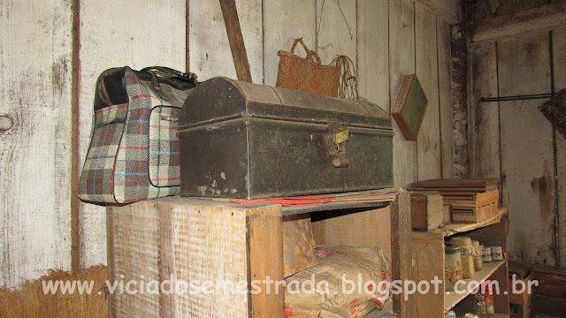 utensílios utilizados por imigrantes italianos, Casa De Bona