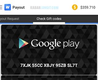 Gratis 12$ Saldo Google Wallet Playstore