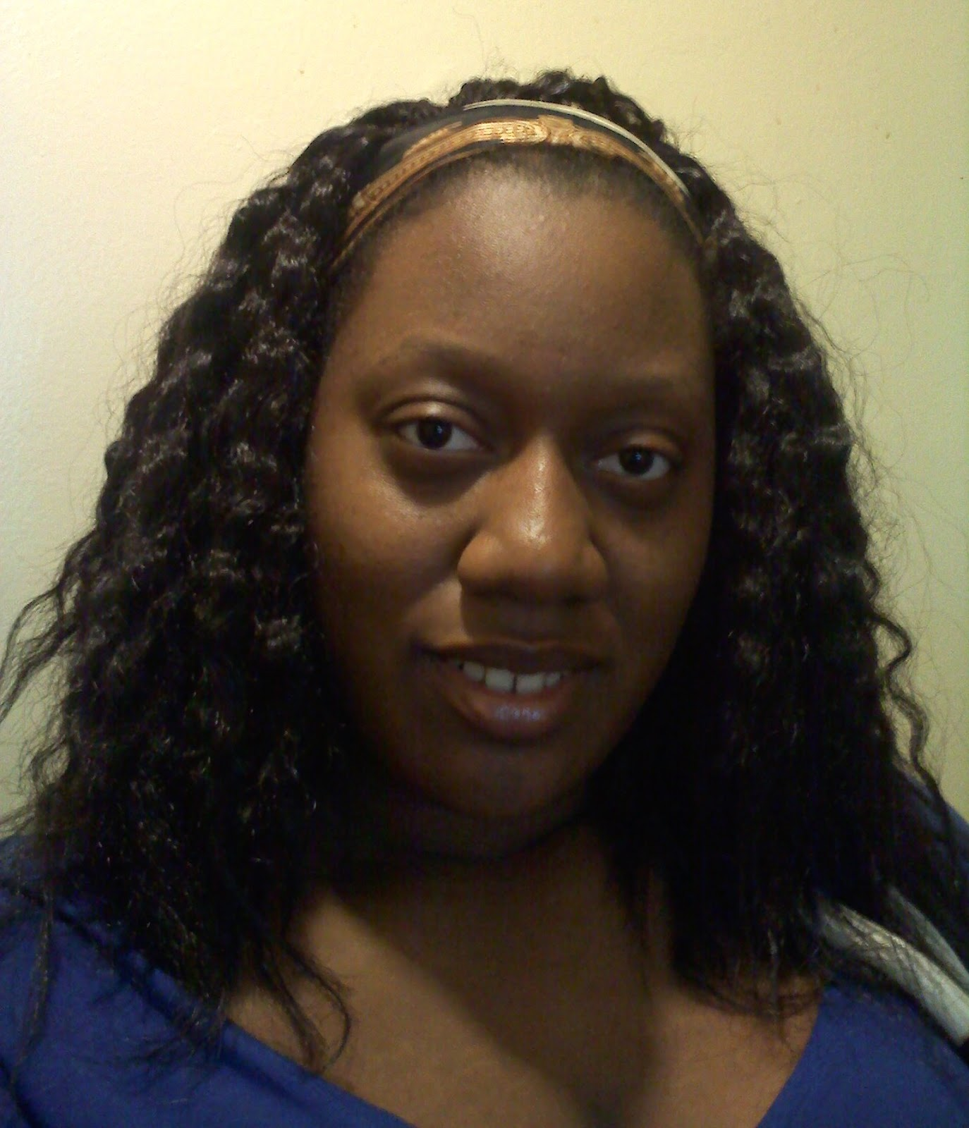 Sincerely Shatera Straight Crochet Braids Braidout