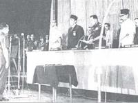 Perkembangan Politik Pada Masa Orde Baru (1966 – 1998)