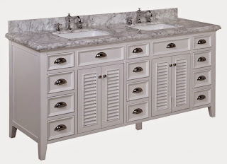 Looking For A Shutter Vanity In White Or Espresso