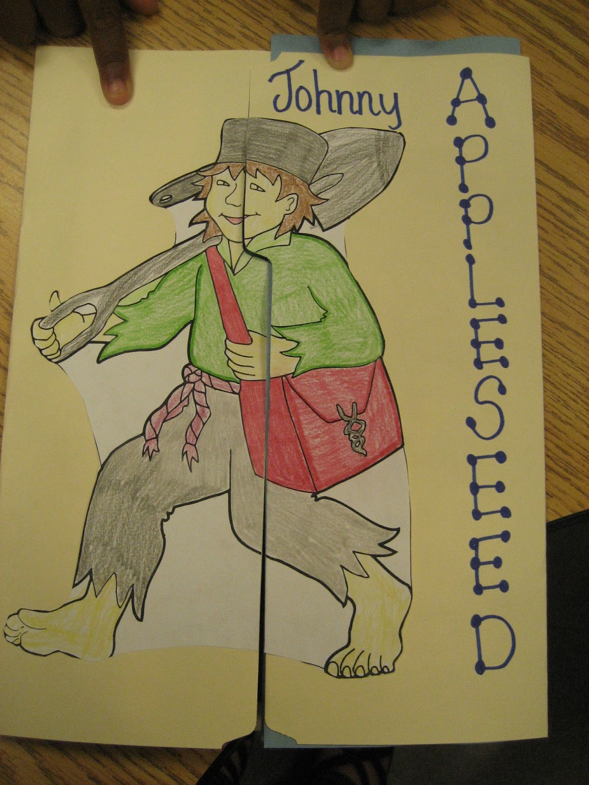 My Teaching Experiences Johnny Applessed