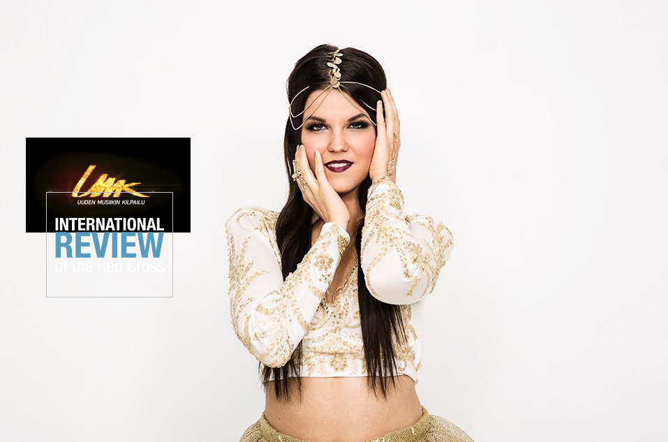 Saara Aalto is maybe the best known name (along with Eini) in this year s   UMK2016. The eternal runner up (Talent 2007 5cc73b43d75