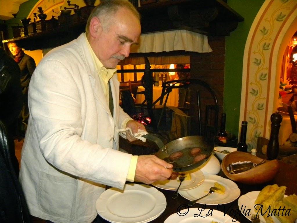 Josko Sirk patron de La Subida Cormons Gorizia