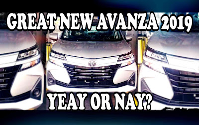 Avanza2019, Xenia2019, Great New Avanza, Great New Xenia, Avanza Facelift 2019, Xenia Facelift 2019,